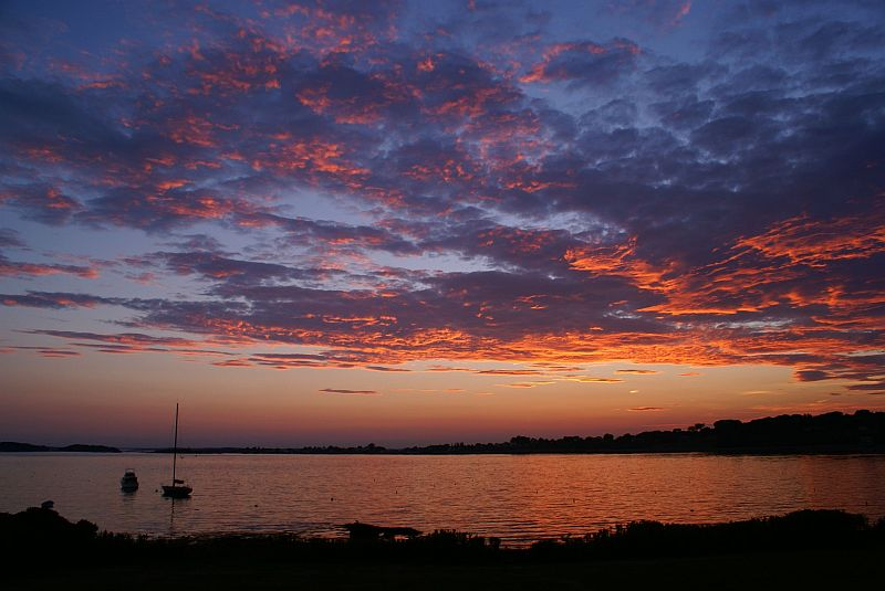 Coastal Sunset Canvas Wrap 30 X 20.jpg :: Price: $175.00