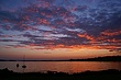 Coastal Sunset Canvas Wrap 30 X 20.jpg
