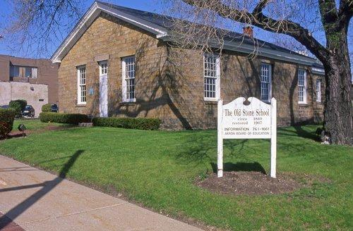 1U266 The Old Stone School. Akron. Ohio.jpg