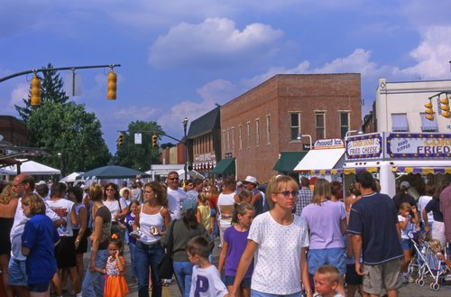 Image result for canal winchester labor day festival