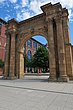 D66L87 Arch from Union Station in the Arena District.jpg