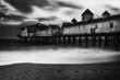 Autumn Gale At The Pier (Black and White Special Effect).jpg