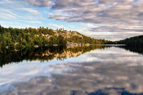 Lake Minnewaska Reflections.jpg