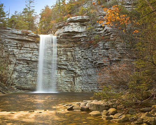 Minnewaska Falls Gold.jpg