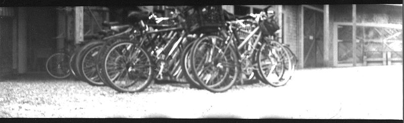 Bicycle1.jpg :: Bicycles 1, 2007