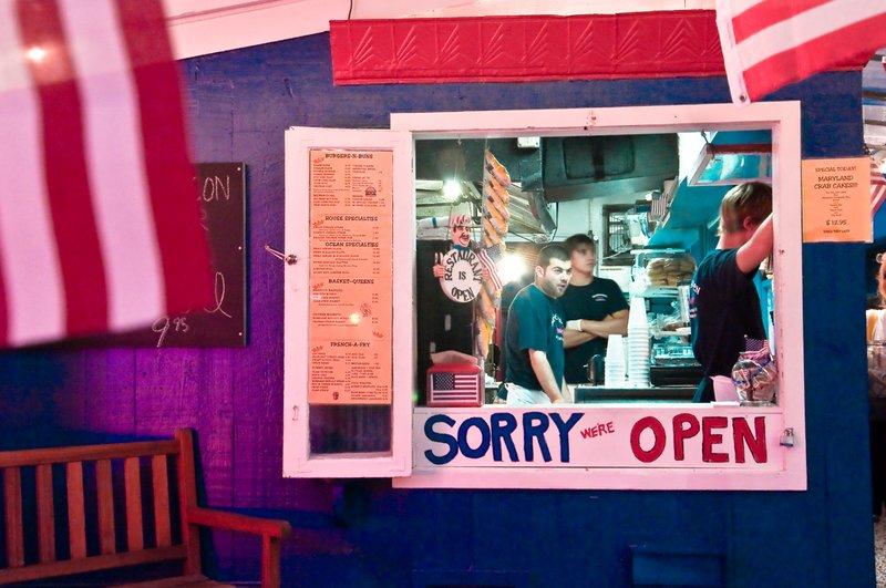 Sorry Were Open.jpg :: Sorry We're Open, 2009