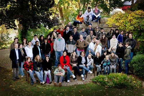 Humber Photo Students at Millpond W.jpg