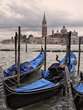 Gondolas on the Venetian Grand Canal.jpg