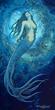 Goddess Of The Deep Towel.jpg