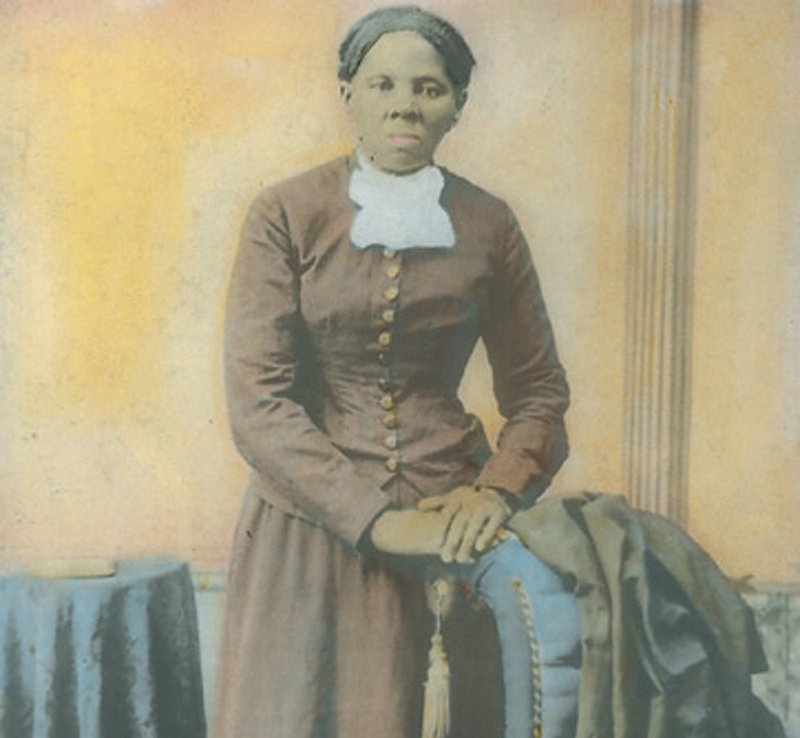 Harriet Tubman.jpg :: Harriet Tubman, humanitarian, abolitionist and Union spy during the Civil War. She made 13 missions to rescue over 300 slaves using the network of antislavery activists and safe houses known as the Underground Railroad.