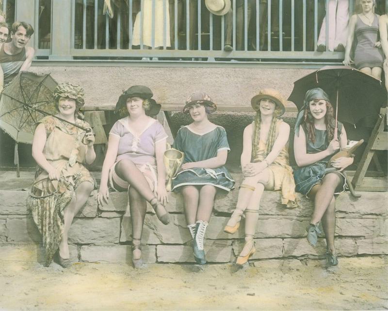 BeachContest1921.jpg :: The Beach Contest, 1921