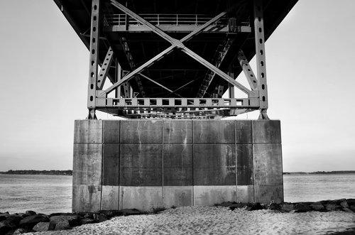 Footing George P Coleman Bridge Yorktown Va.jpg