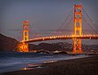 Golden Gate Bridge at Dusk San Francisco SPCIAL OFFER.jpg