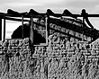 Abiquiu Church Angled Shadows 1 BW 16X20.jpg