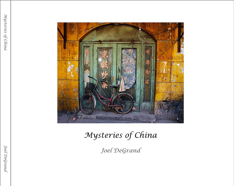 Mysteries Of China - Book Comes With Signed Archival Print-Click PAGES On Entry Page.jpg :: Purchase Book And Get A Free Print - Go Back To Gallery (upper right) Click Pages