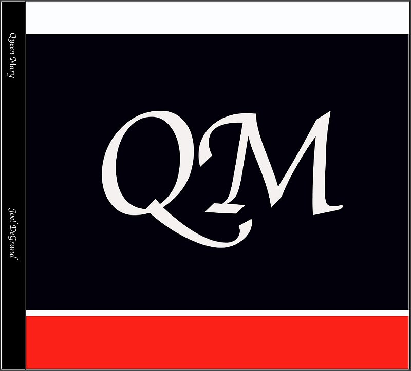 QM (Queen Mary) - Book Comes With Signed Archival Print - Click PAGES On Entry Page.jpg :: Purchase Book And Get A Free Print - Go Back To Gallery (upper right) Click Pages