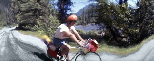 Bicycle Trip -  Untitled No.42-16x32 Inch Archival Inkjet Print-Edition 5.jpg