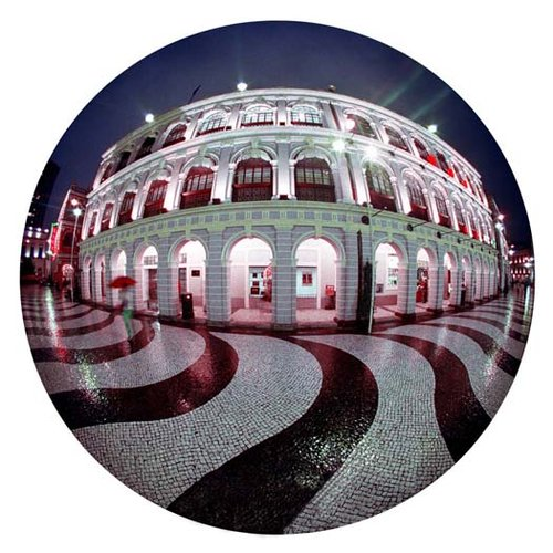 Macau-9 Inch Circle- Printed With Archival Paper And Ink-Edition 5.jpg