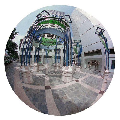 Mall-Singapore-9 Inch Circle- Printed With Archival Paper And Ink-Edition 5.jpg