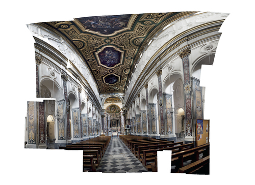 Cathedral Amalfi Italy 2  Various Sizes - 30x60 - 24x30 - 17x22 (Edition 5) 8x11 (No Edition).jpg