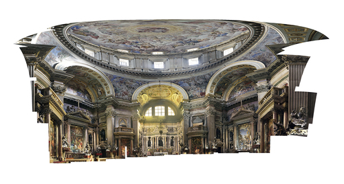 Cathedral Naples Italy - Various Sizes - 44x82 - 24x30 - 17x22 (Edition 5) 8x11 (No Edition).jpg