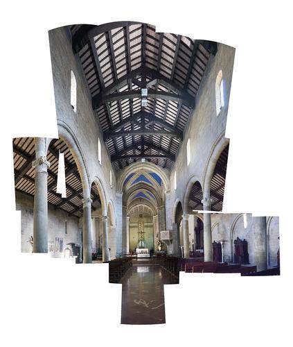 Chiesa Amalfi Coast Italy - Various Sizes - 30x60 - 24x30 - 17x22 (Edition 5) 8x11 (No Edition).jpg