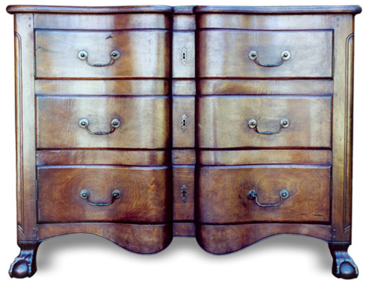 Reproductions Overview. 18th Century Quebec Commode