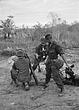 173rd Airborne Viet Nam Mortor Fire BW.jpg