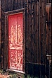 Red door. old building ghost town of  St. Elmo Colorado.jpg