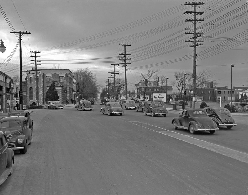 129A-D.jpg :: Wisconson Ave and East West Hwy, 1940