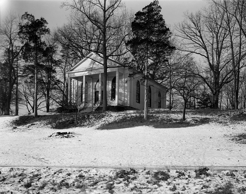137A Old Bethesda Presbyterian Church Rebuilt in 1850 1948.jpg