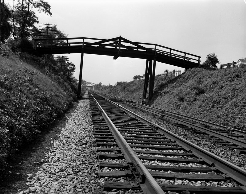 1939-A  Rockville MD Old Bridge Over Railroad Tracks.jpg