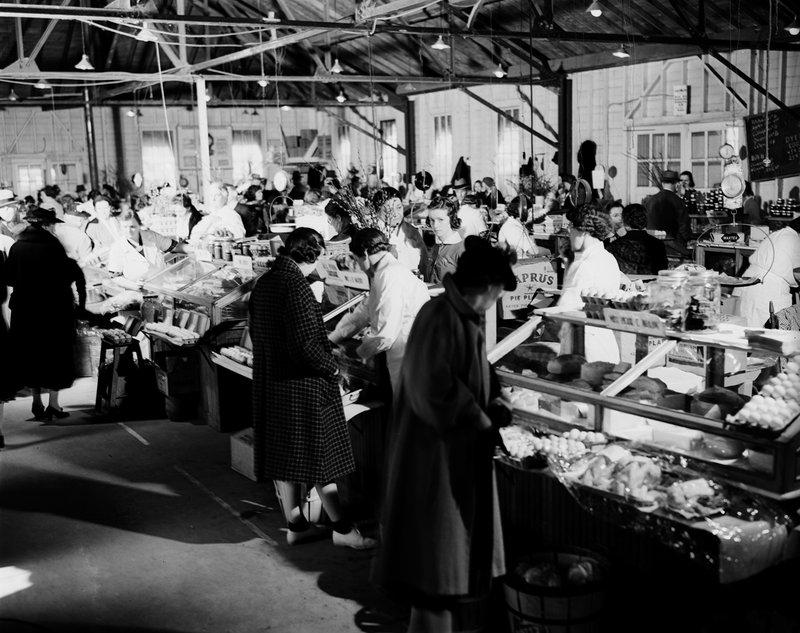 A211-F Montgomery Farm Womens Co-op Market Interior Bakery Wisconsin Ave 1939.jpg
