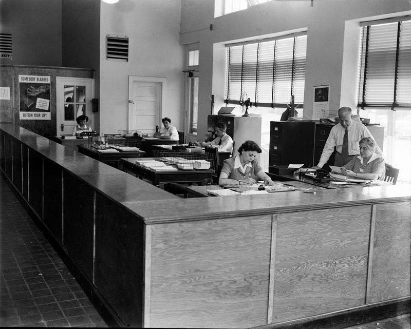 A310-1 Ration Headquarters Wisconsin Ave Leland St September 1 1942 Jack Easton Mrs Roach.jpg