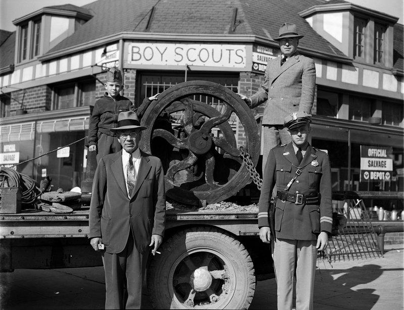 A311 Boy Scout Salvage Drive September 28 1942.jpg