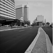 900618BW Bethesda Hyatt Wisconsin Ave Looking N Bank of Bethesda 1990.jpg