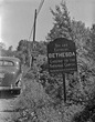 101A Sign EW HWY and Connecticut Ave 1946.jpg