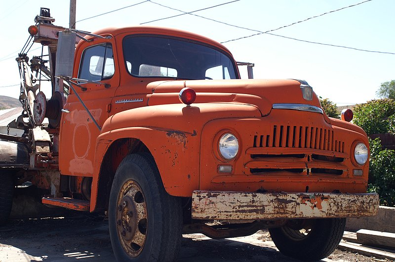 truck.jpg :: KONICA MINOLTA DIGITAL CAMERA