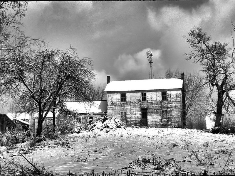 Southern MD.jpg :: Armish farm in southern Maryland