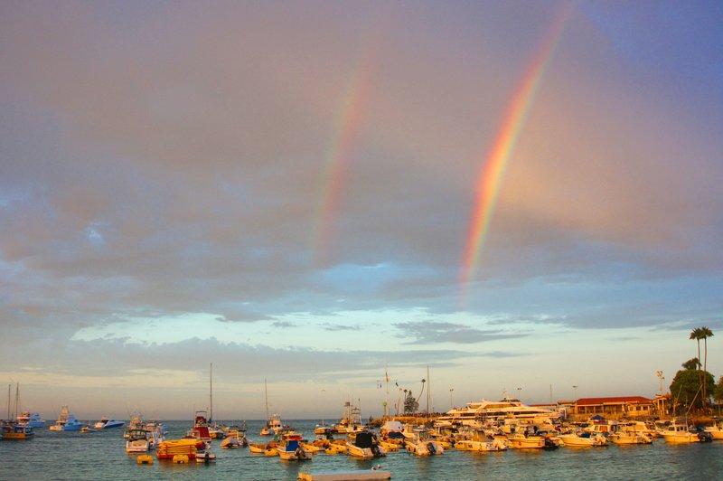 Double Rainbow Man.jpg :: SONY DSC