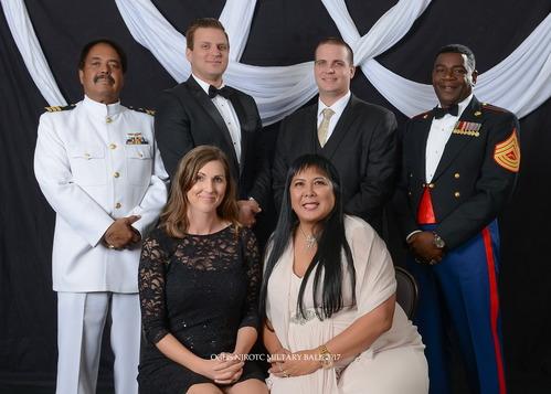 Navy JROTC Military Ball