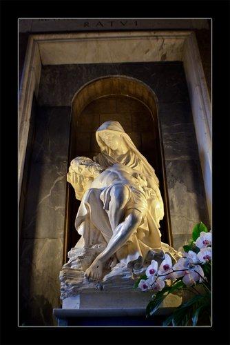Friday Warsaw Church Michelangelos Pieta 01 copy.jpg