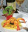 St Michaels Harbour Inn Crabcake . Shrimp .jpg