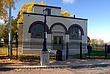North Ferry Street Pump House in Stockade District 001 Taken 10-02-08.jpg