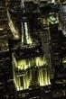 Empire State Buildings hourly light show.jpg
