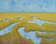 Shapes in the Marsh-Oil on Canvas.jpg