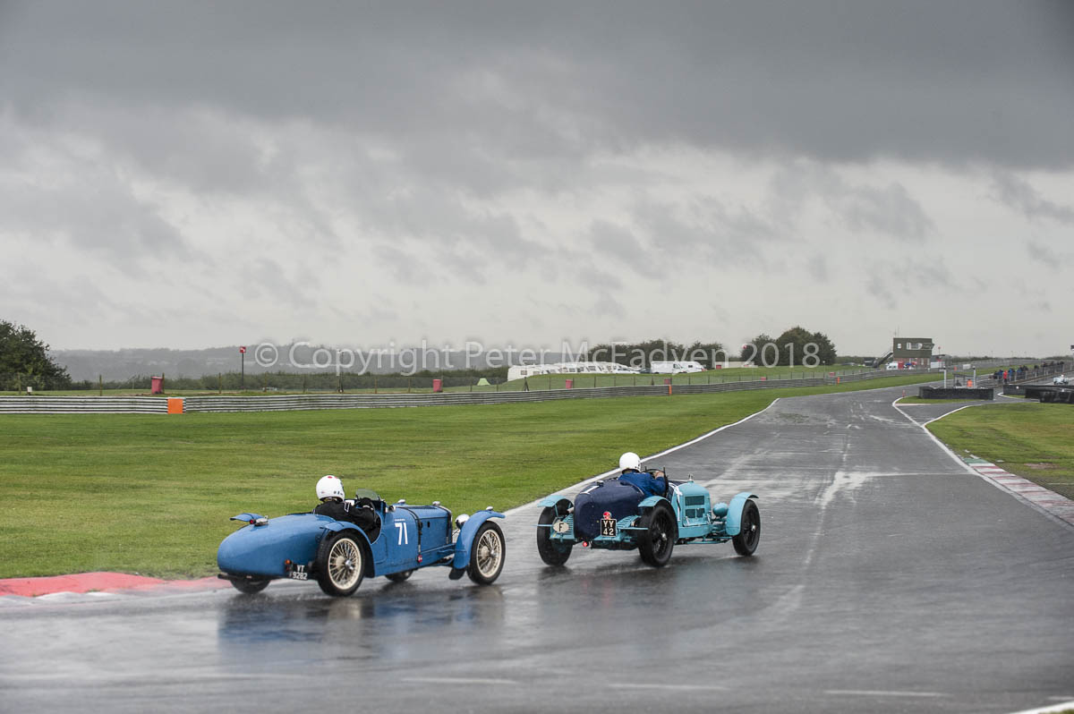 VSCC Snetterton race meeting