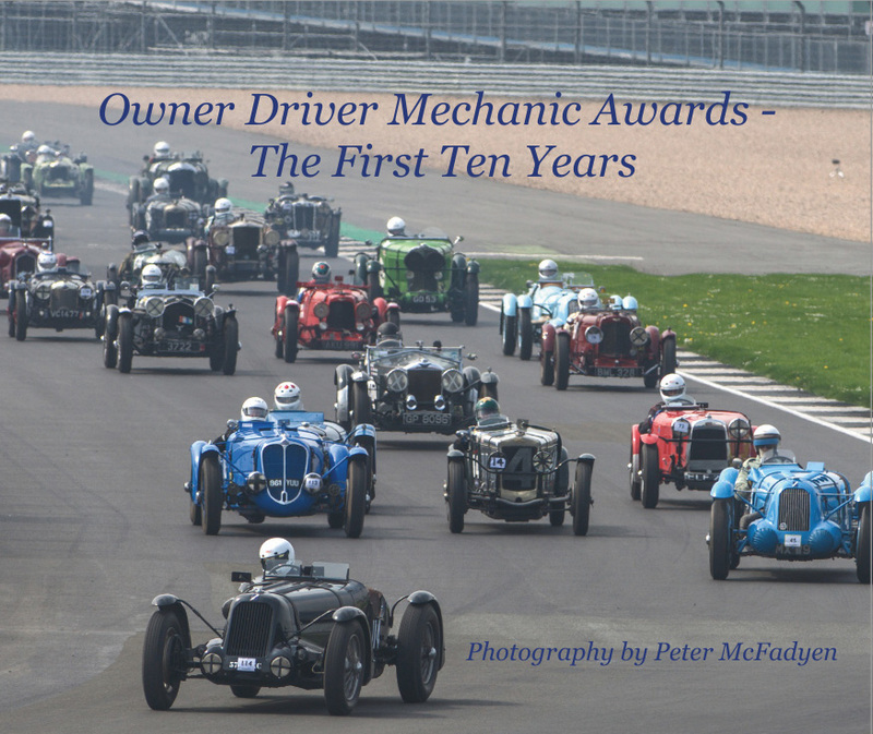Owner Driver Mechanic Awards - available for order NOW