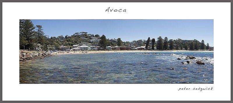 Avoca 3.jpg :: Avoca beach 3