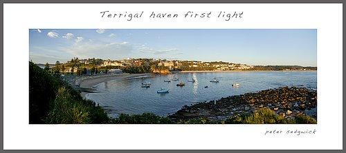 Terrigal Haven first light.jpg